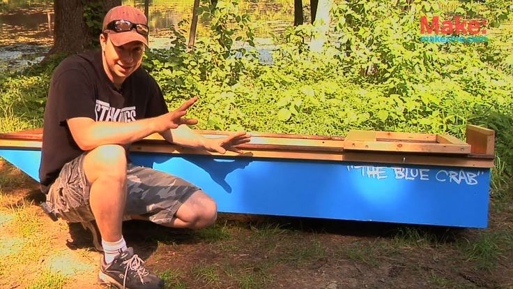 how to make a plywood kayak