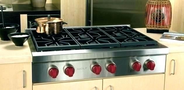 Downdraft Stove Top Downdraft Wolf Gas Stove Top With Downdraft Gas Stove Top Kitchen Stove Kitchen Appliances