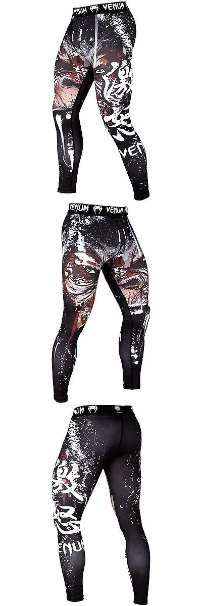 Other Combat Sport Clothing 73988: New Venum Gorilla Mma Training Spats - Black BUY IT NOW ONLY: $54.99