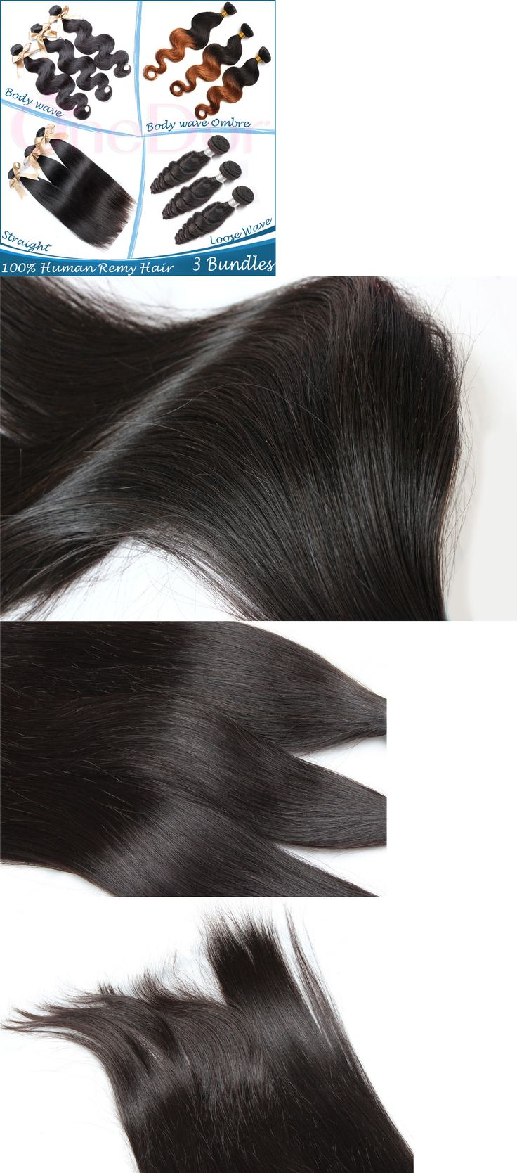 537 best wig and extension supplies images on pinterest wig and extension supplies onedor 3 mix bundles 100 brazilian remy real human hair pmusecretfo Choice Image