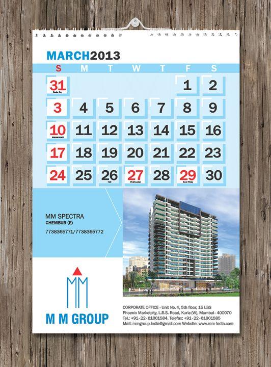 MM Group - Calendar