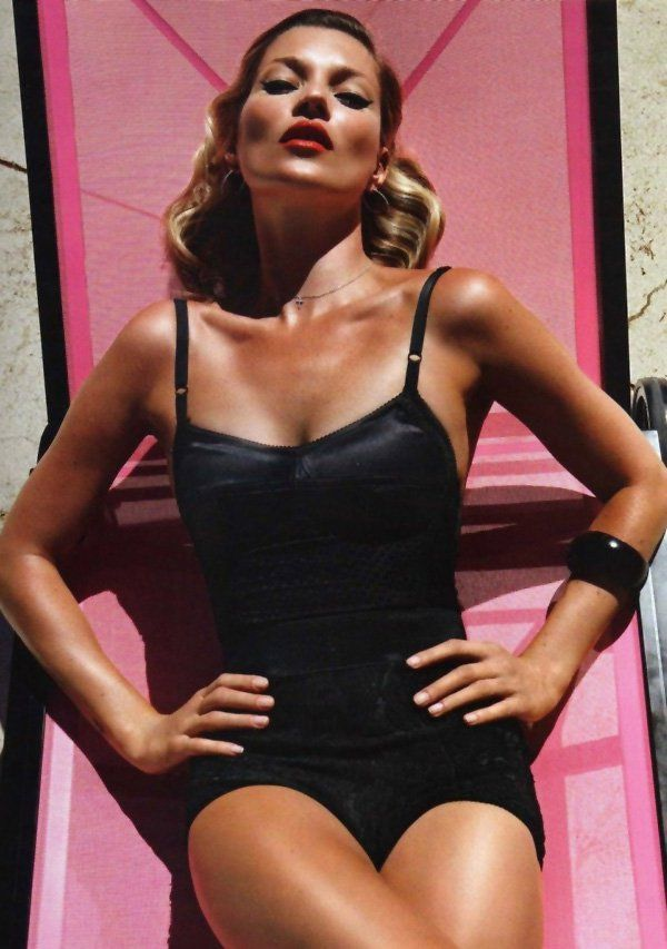 Pin for Later: Kate Moss Is Unstoppable — See 150 of Her Most Stunning Editorials Kate Moss Fashion Editorials Vogue Paris, June/July 2010