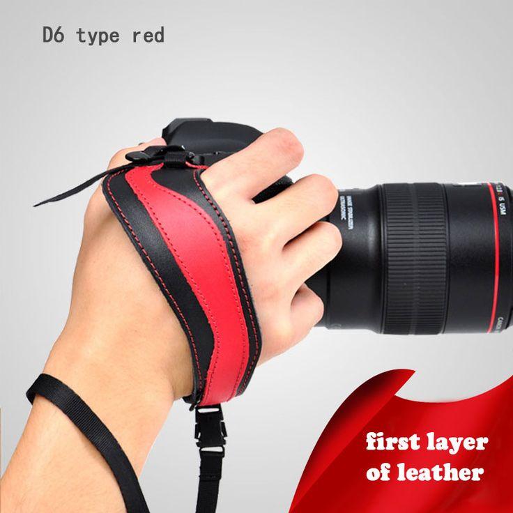 USD $67.38 - SLR Dermis camera Hand Strap mirrorless camera Wristbands strap lanyard Wristband E00146