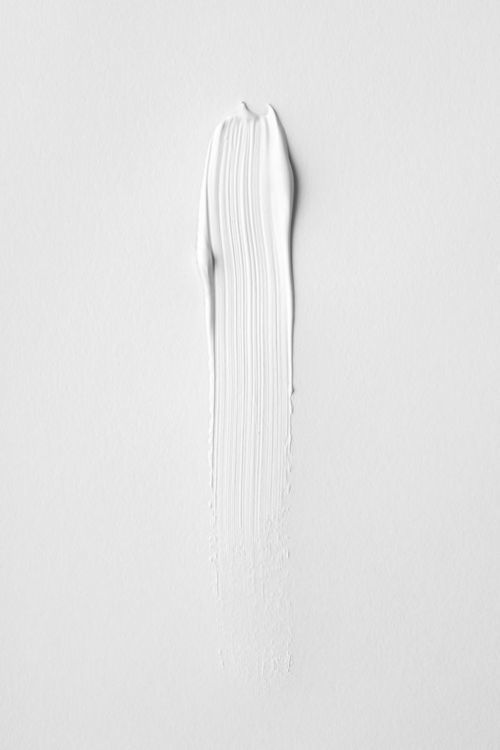 White Paint iPhone 5 Wallpaper