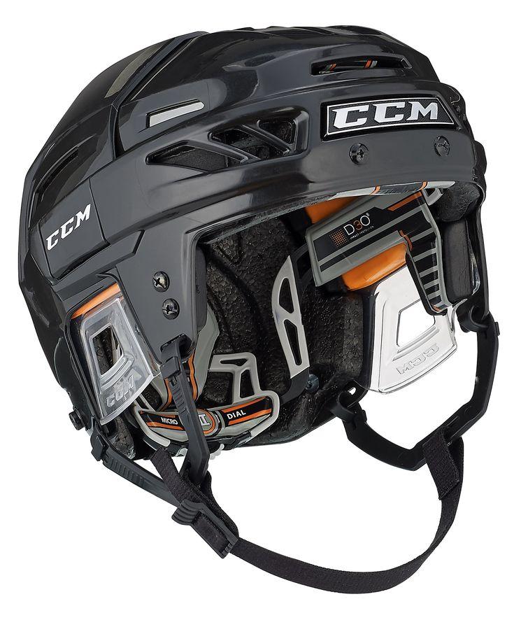 CCM Fitlite 3DS Helmet, Hockey Helmets | HockeySupremacy.com