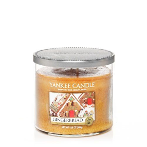 Gingerbread Yankee Candle A Delicious Childhood Memory Spicy Warm Rich With Nutmeg Cinnamon And Brown Sugar