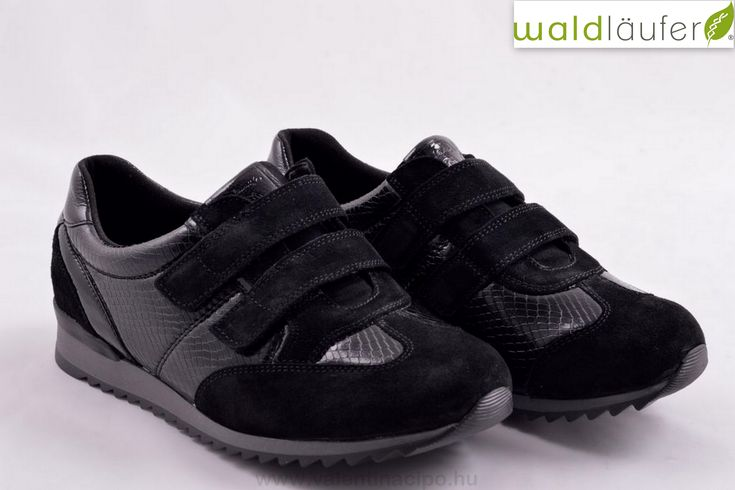 Egy nagyon kényelmes fekete Waldlaufer női cipő, kivehető talpbetéttel és tépőzárral megérkezett üzleteinkbe!  https://valentinacipo.hu/waldlaufer/noi/fekete/zart-felcipo/141368139  #Waldlaufer #Waldlaufercipőbolt #ValentinaCipőboltok – Megjelenített termékek: Waldlaufer női fekete cipő / H70302 300 001 /