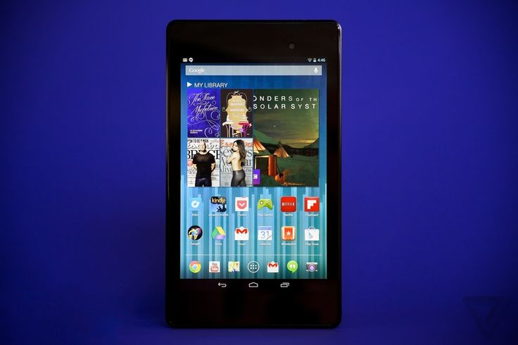 Google Nexus 7 review (2013)