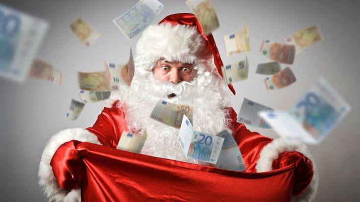 Natale si avvicina ed i soldi non bastano mai! Ecco 5 facili modi su come fare soldi in tempo #natale #buonlunedi
