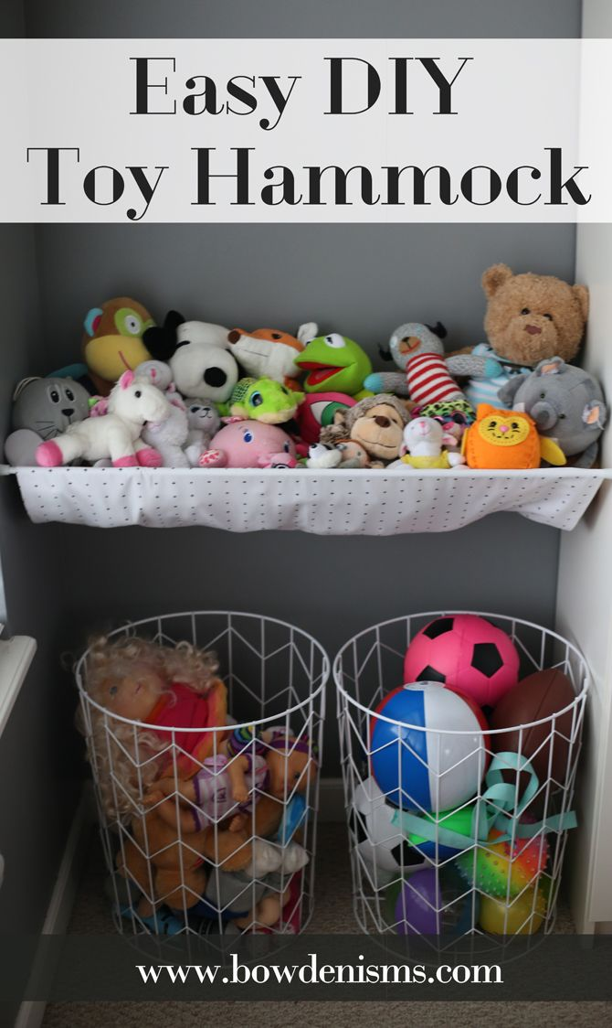 Operation: Corral the Chaos | Kids room organization, Toy ...