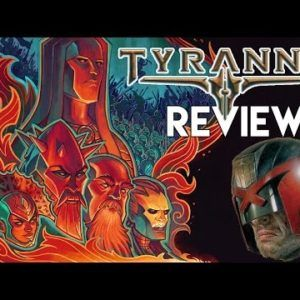 Tyranny PC Game Review (Fantasy Judge Dredd)  Good mornin-afternoo-vening dear viewers and welcome to this new year of Complete Nonsense Reviews. I'm planning on diversifying the types of games I play during this year, so expect a serious dose of citybuilders and maybe some other genres sprinkled in, not to mention the fact that I'd like to play and review more tabletop games, besides some super-special movie episodes. But let me kick off my 2017 review season with a look at what I c..