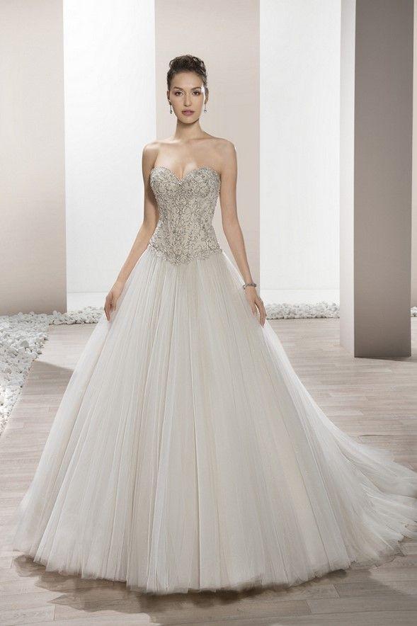 Νυφικά Φορέματα Demetrios Collection - Style 657