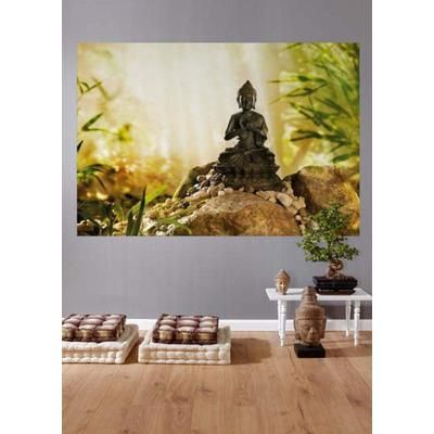 KOMAR   6 Feet X 4 Feet 2 Inches Buddha Wall Mural   1 610 Part 66