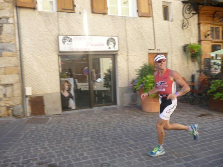 Amazing running