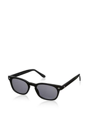 55% OFF Cole Haan Men's C7042 10 Rectangular Sunglasses (Black)