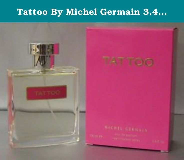 Tattoo By Michel Germain 3.4 Oz Eau De Parfum Spray for Ladies. Passionate, adventurous, with just a touch of rebellion. Spritz it all over for a bold statement, or put it only where you want to be kissed. Tattoo. You'll love it. Make it yours. Fragrance Type: Floriental fruity gourmand Top Notes: green key lime, purple passion flower Middle Notes: yellow honeysuckle, caramel Heart Notes: timber wood, amber, musk.