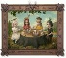 Allegory Of The Four Elements by Mark Ryden