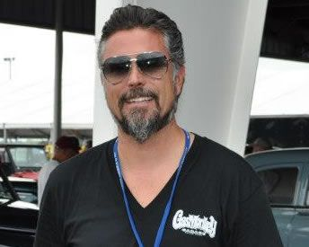 richard rawlings |  to Gas Monkey Garage to hang out with Richard