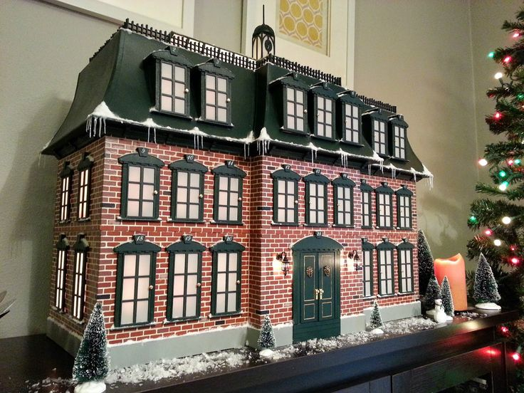 16 best Christmas Advent House images on Pinterest   Advent house ...