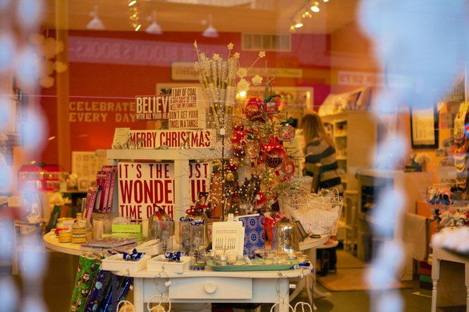 Peachtree Gifts and The Wedding Cottage moved their store to Multnomah Villagein 2012. They carry limited...