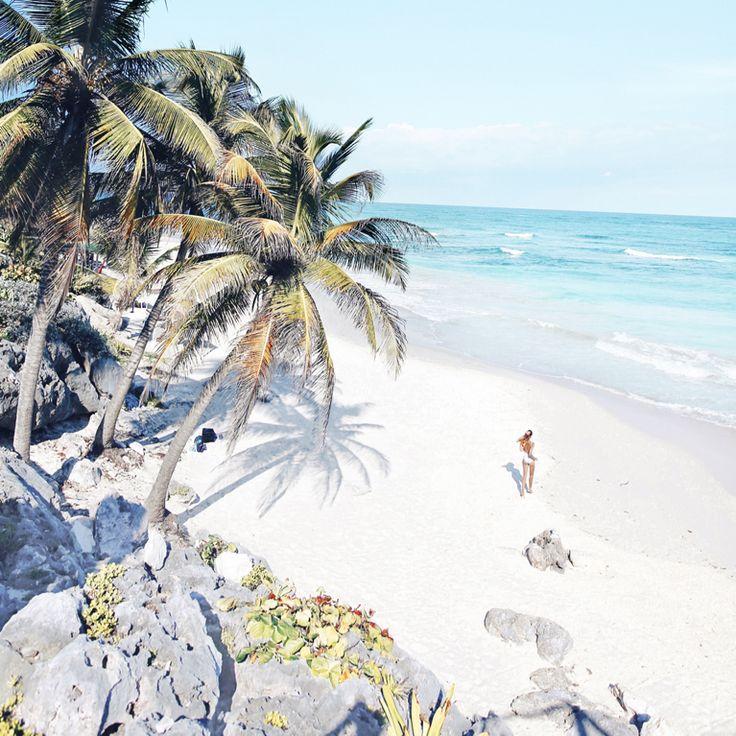 Der weiße Karibikstrand von Tulum, die malerischen Mittelmeer-Buchten auf Sardinien oder die endlose Dünenlandschaft auf Sylt - Traumstrände gibt es viele...