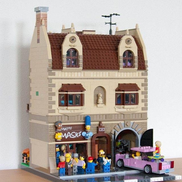 17 best images about lego modular buildings on pinterest. Black Bedroom Furniture Sets. Home Design Ideas