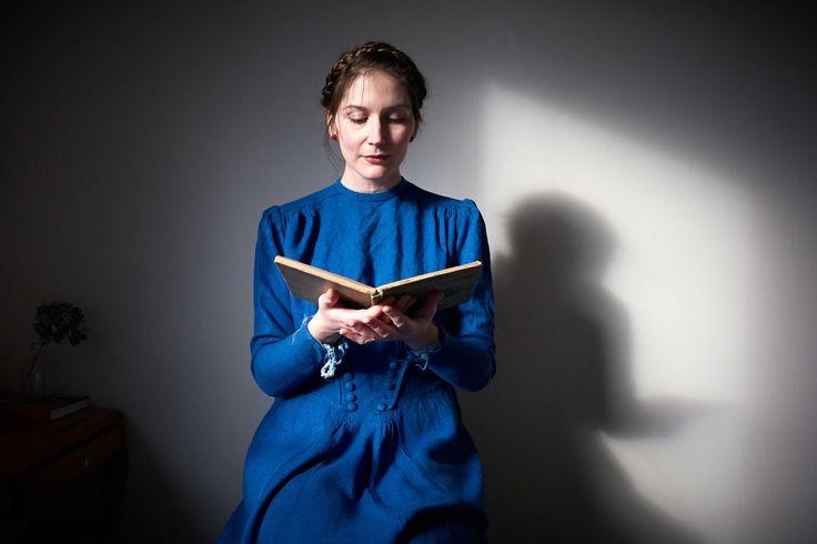 That Blue Dress – Notes from Björkåsa