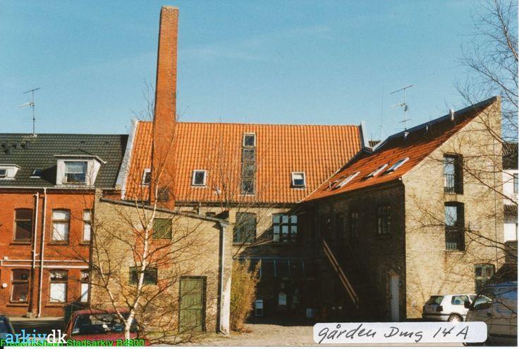 arkiv.dk | Danmarksgade 14 A, Frederikshavn 1993