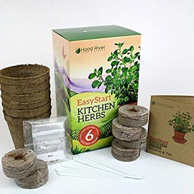 Amazon Com Easystart Kitchen Garden Herbs Organic Herb 640 x 480