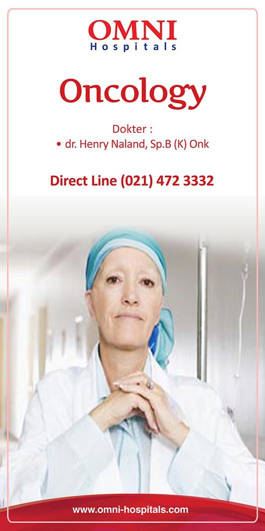 Oncology Specialist At Omni Hospital alam sutera