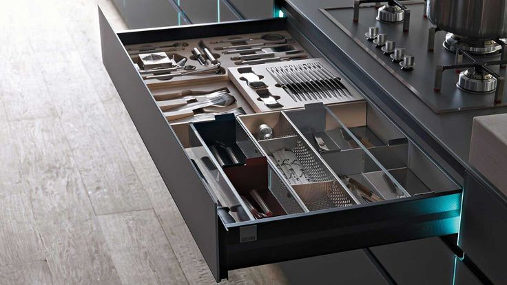 Valcucine Italian Kitchens at Rogerseller | http://www.yellowtrace.com.au/valcucine-kitchens-rogerseller/