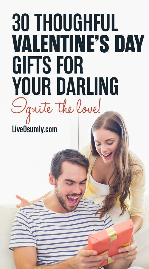 30 Best Valentine's Day Gifts For Him – Unique and Thoughtful Gift Ideas