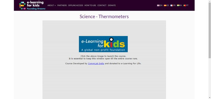 Science - Thermometers Educational game #HomeEducation #HomeSchool