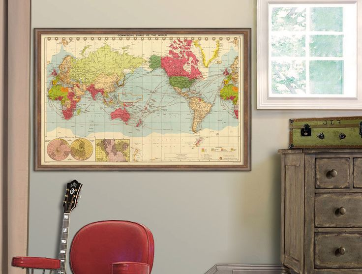 12 best Ilka prints images on Pinterest  Map posters World map