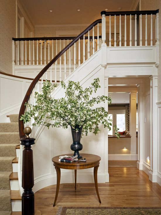 Entry Foyer Table Round : Best ideas about round entry table on pinterest