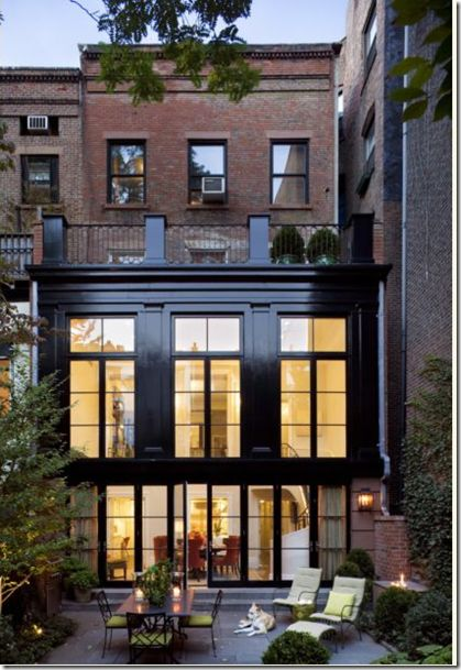 red brick with black - Google Search