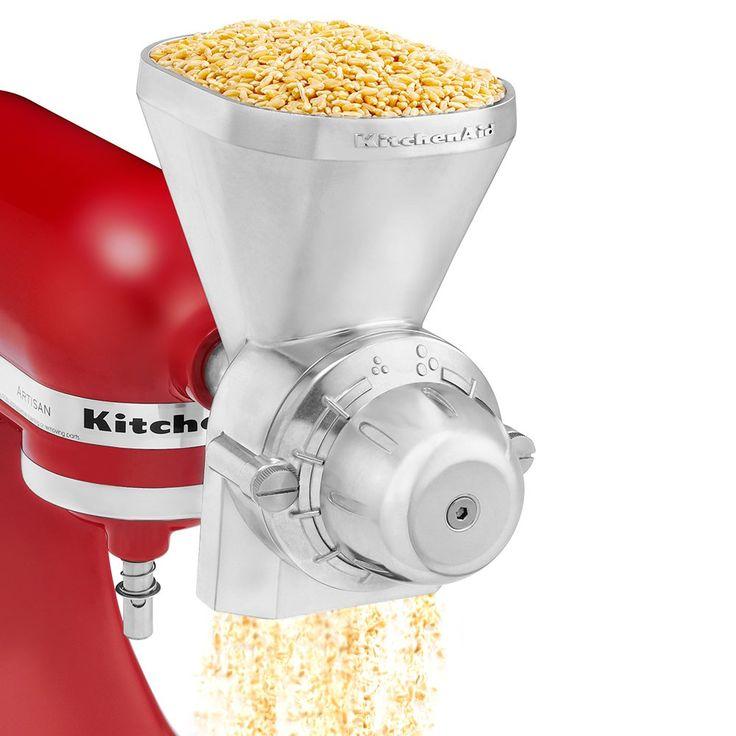 Kitchenaid kgm standmixer grainmill