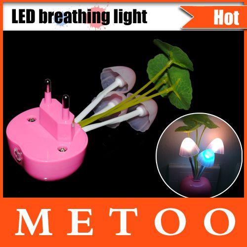 ГОРЯЧАЯ Аватар полукруглой головкой зажигания электрической индукции Мечта Гриб Гриб лампы, светодиодные лампы 220V 3 светодиода, Гриб лампы привело ночные огни-в ночные огни ...