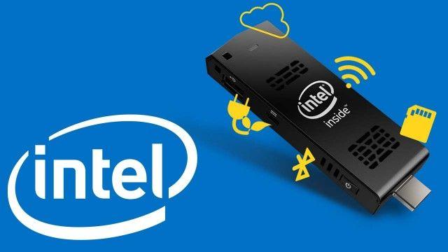 Intel Compute Stick – Gagnez cet ordinateur de taille d'une clé USB