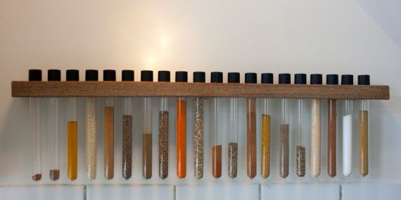 Spice rack by hugoschoemaker on Etsy, €59.95 incredible expensive! mvahaha