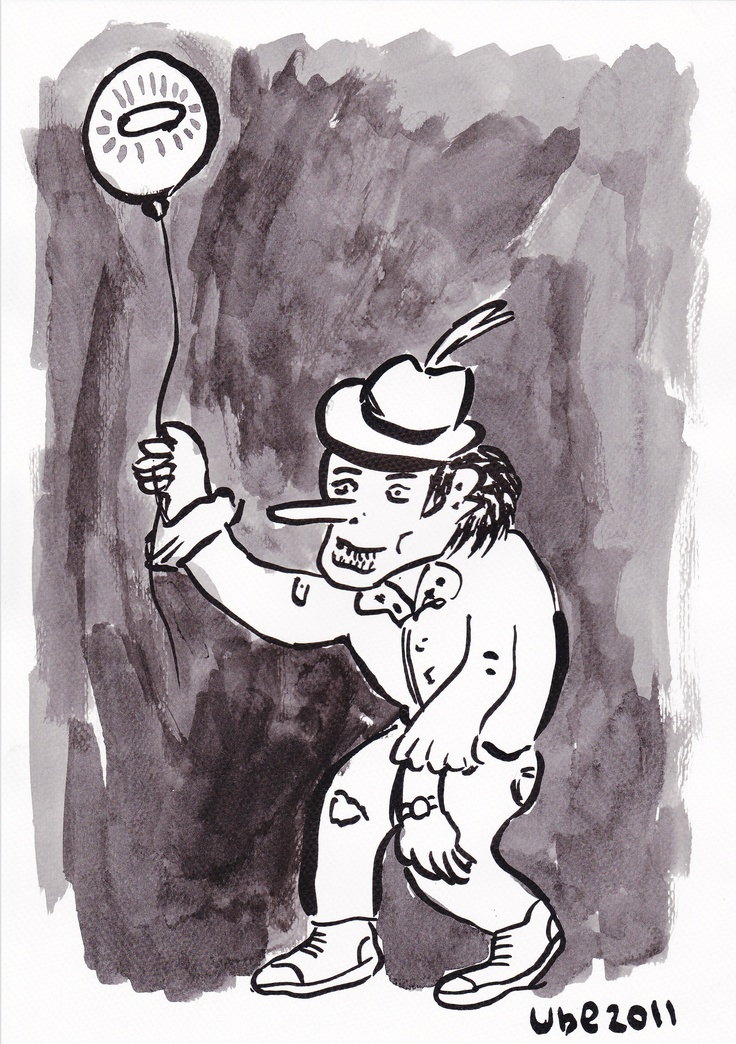dapet balon,hihihi.tinta cina diatas kertas A4.2011 .. (ube)