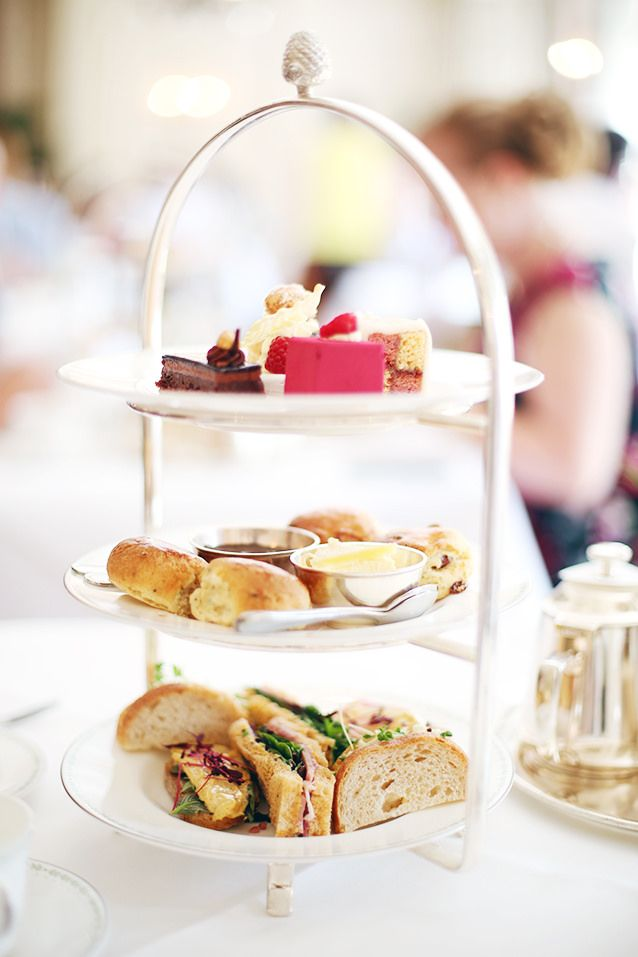 Afternoon tea at Betty's Harrogate