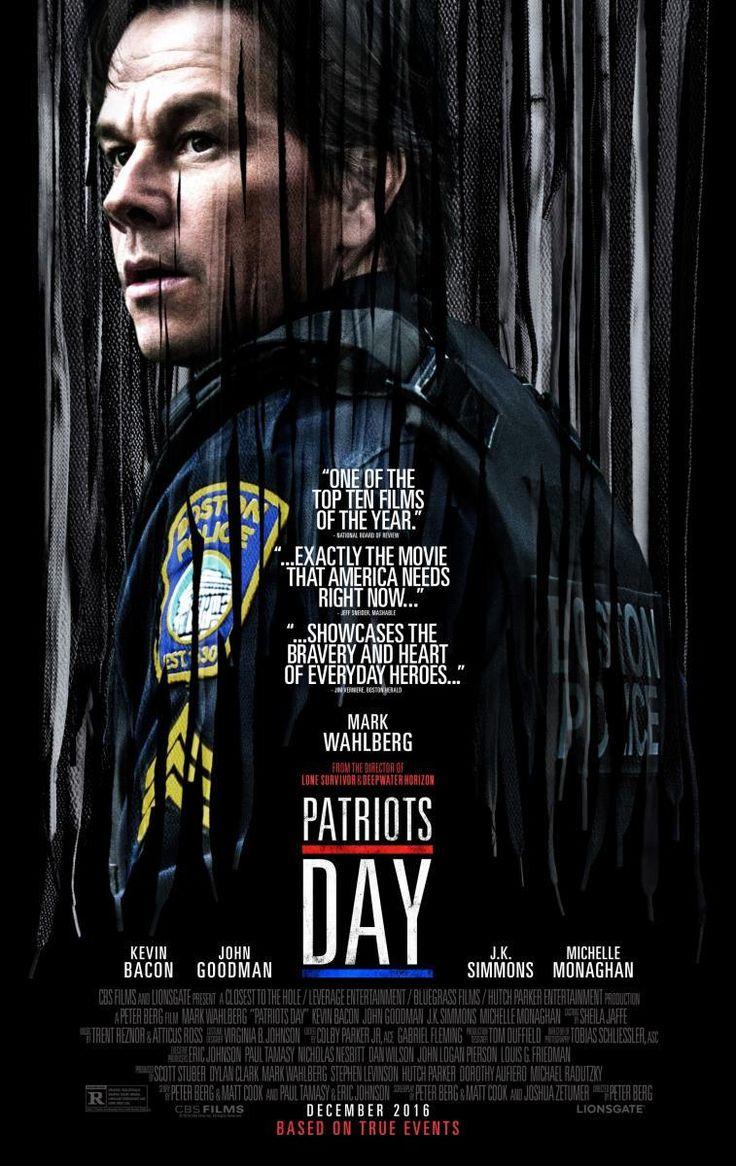 Cinelodeon.com: Día de patriotas. Peter Berg.