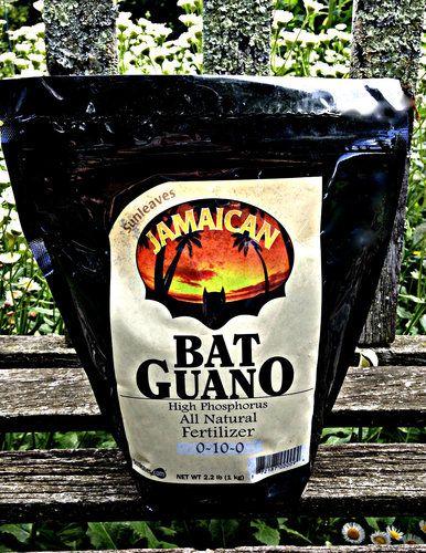 High Phosphorus Jamaican Bat Guano (1-10-1)