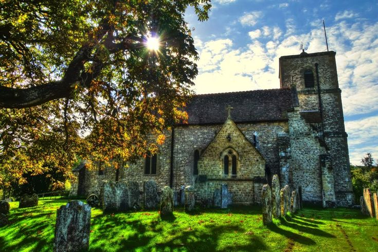 Storrington, England