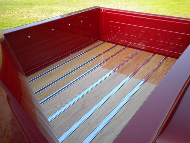 1955 Chevy Truck bed