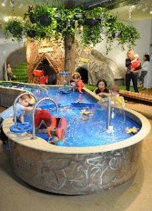 Fun Indoor Playgrounds For Kids