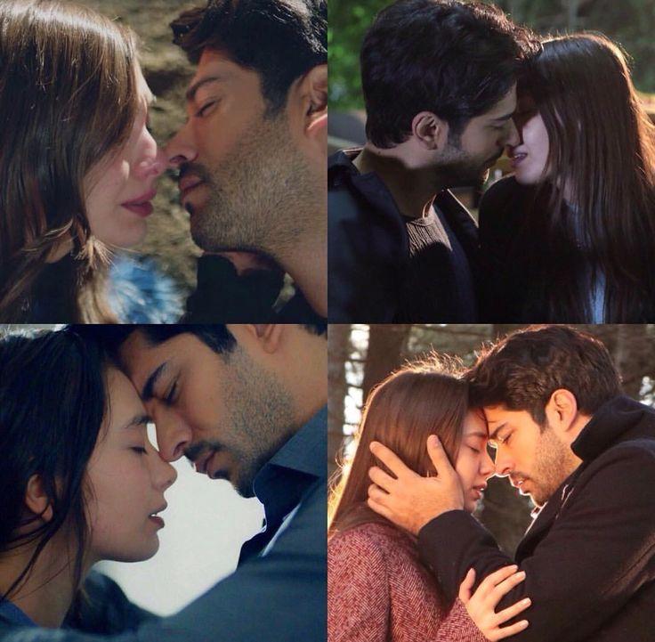 Many kisses