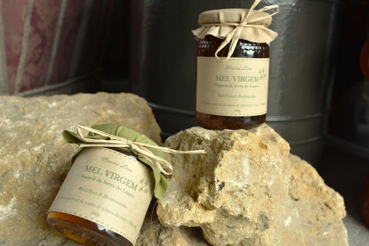 Menina Lima® Mel Virgem Multiflora e Rosmaninho, Natural da Serra do Louro | Multiflora and Rosemary - Pure Honey, 100% Natural, from Serra do Louro, Palmela || Products of Portugal
