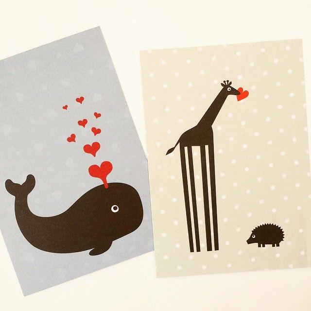 Muistathan lähettää ystävänpäiväkorttisi tänään - vielä ehtivät perille! #ystävänpäiväkortti #Ystävänpäivä